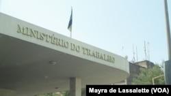 Ministério do Trabalho de Moçambique