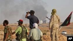 Des groupes armés en Libye