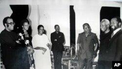 Samora Machel homenageado em Maputo