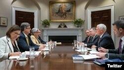 A tres meses de la firma del acuerdo entre los gobiernos de México y EE.UU. para frenar la emigración irregular, las partes se vuelven a reunir en Washington el martes 10 de septiembre de 2019.