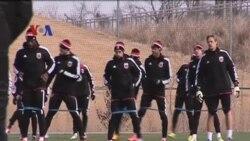 Persiapan DC United Jelang Liga Sepak Bola AS - Liputan Sports VOA