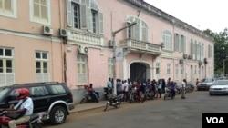 PGR de São Tomé e Príncipe justifica requisição civil devido à greve na justiça