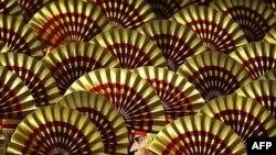 Binh sĩ Ấn Ðộ diễu hành trong Lễ Quốc Khánh tại New Delhi