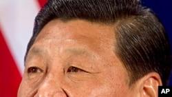 中国国家副主席习近平2月15日在美国首都华盛顿访问