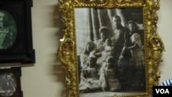 Портрет царской семьи