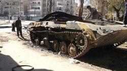 در ادامه اعتراضات در حمص در روز سه شنبه، ۱۲ تن کشته شدند