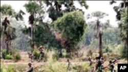পশ্চিমবঙ্গে যৌথবাহিনীর সঙ্গে মাওবাদীদের সংঘর্ষে সাতজন নিহত