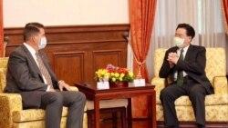 美副國務卿克拉奇訪台第二天 中共解放軍發動台海軍演恫嚇