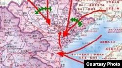 Trung Quốc gần đây đã xây dựng kịch bản tấn công Việt Nam.