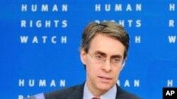 O relatório da Human Rights Watch