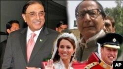 پاکستان اور برطانیہ میں 'حسین اتفاقات '