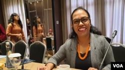 Pendeta Gereja Kristen Pasundan (GKP), Obertina Johanis, yang menjadi moderator salah satu panel diskusi, mengatakan kasus-kasus intoleransi di Indonesia harus diungkaop dalam dialog tersebut. Gereja Obertina sendiri, GKP Dayeuhkolot pada 2005 ditutup pem