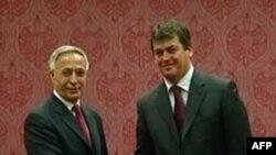 Kryetari i parlamentit të Kosovës për vizitë në Tiranë