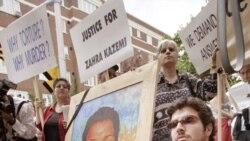انتقاد شدید استفان هاشمی از کوتاهی دولت کانادا در اجرای عدالت در پرونده قتل زهرا کاظمی