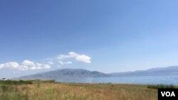 新疆風景 (美國之音葉兵拍攝)
