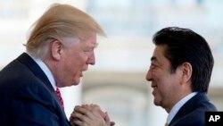 Será la mayor parte del tiempo que Trump habrá gastado con un líder extranjero desde que se convirtió en presidente el 20 de enero.