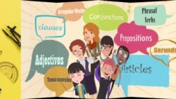 Everyday Grammar: Verbs and Prepositions - Talk about (동사와 전치사 'talk about')
