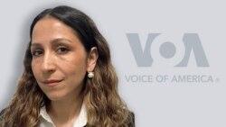 VOA Persian Division Director Leili Soltani