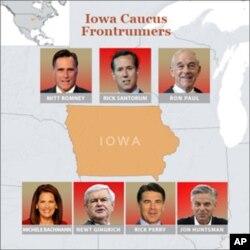ຫລັງຈາກລັດ Iowa ແລ້ວ ຜູ້ສະໝັກພັກຣີພັບລິກັນ ຈະໄປໄດ້ເຖິງຂັ້ນໃດ? (ເບິ່ງວີດີໂອ)