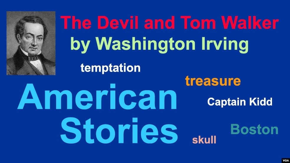 the devil and tom walker by washington irving essay Free college essay the devil and tom walker the story the devil and tom walker is a story  washington irving 774.