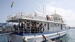 یونان از حرکت کشتی ها به غزه جلوگیری می کند