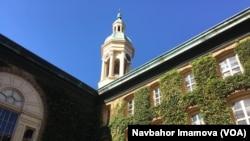 美國著名學府之一普林斯頓大學
