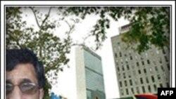 چهارگوشه جهان: محمود احمدی نژاد وارد نيويورک شد و خبرهای ديگر