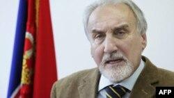 Srpski tužilac za ratne zločine Vladimir Vukčević