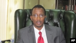 Guddoomiyaha G/Doorasooyinka Kenya