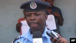 Polícia tenta controlar criminalidade em Malanje