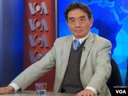 普林斯顿大学中国学社主席陈奎德参加美国之音电视节目(2014年2月4日)
