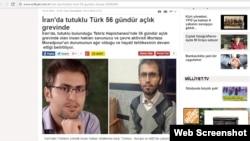 Murtaza Muradpurun durumu Türkiyə mediasının gündəmindədir