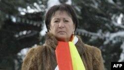 Հարավային Օսիայի ինքնահռչակ նախագահ Ալլա Ջիոևա