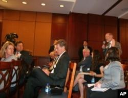 竞选资金研讨会-听众提问