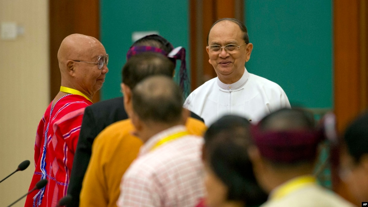 Myanmar Signs Cease-fire With Some Rebel Groups