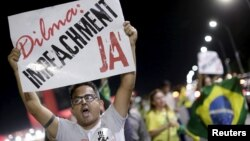 El caso Petrobras en Brasil, por el que se pide antejuicio contra Rousseff, es uno de los más destacados en el informe sobre corrupción de Transparencia Internacional.