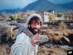 Najibullah, Badkhen's bodyguard in Afghanistan