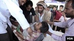 Vyolans la ap Kontinye nan Yemen