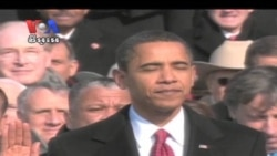 Obama Inaugural Preparations Move Into Final Month