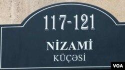 Nizami küçəsi_yeni ünvan