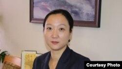 智库史汀生中心东亚事务研究员孙韵 (照片由史汀生中心提供)