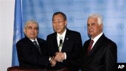 ОН се надеваат на прогрес за Кипар