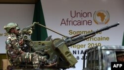 L'ouverture de la 35eme session du comité exécutif de l'Union Africaine