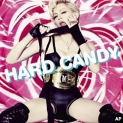 "Madonna's ""Hard Candy"" CD"