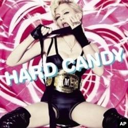 """Madonna's """"Hard Candy"""" CD"""