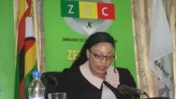 Chigumba Speaks About Zimbabwe Elections