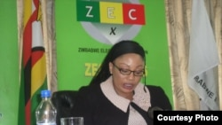 Chigumba Speaks About Zimbabwe Elections