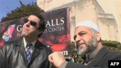 Dejvid Silverman i Mohamed Katanani