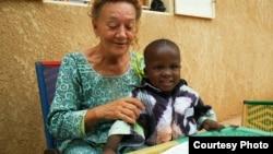 Sophie Petronin, franco-suisse, enlevée dans la région de Gao le 24 décembre 2016.