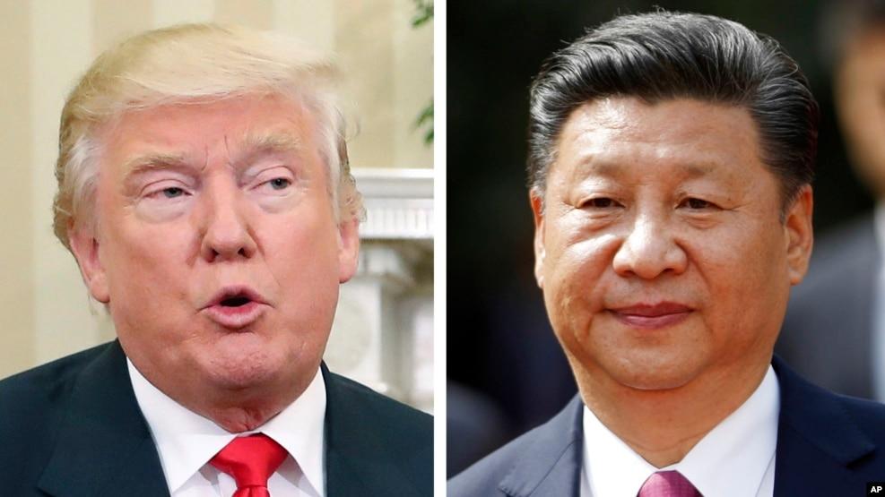 Tổng thống Donald Trump đã đe dọa sẽ áp thuế quan trừng phạt lên hàng hóa Trung Quốc.